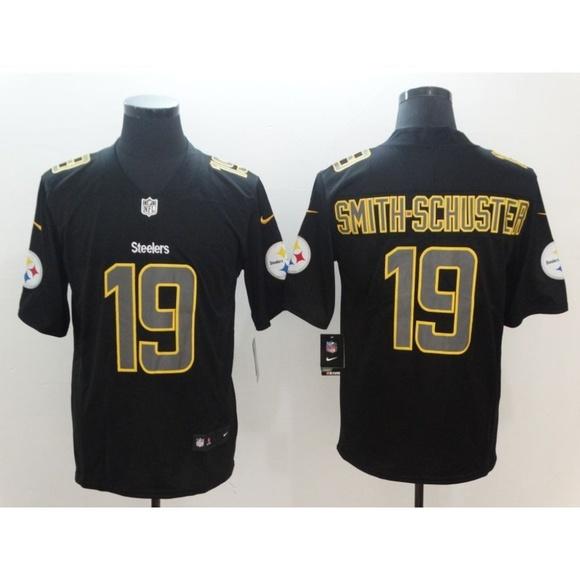 timeless design c5820 aecc1 Pittsburgh Steelers JuJu Smith-Schuster Jersey